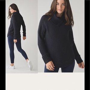 Lululemon athletica Passage To Prana Sweater